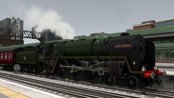 скриншот Train Simulator: BR Standard Class 7 'Britannia Class' Steam Loco Add-On 5