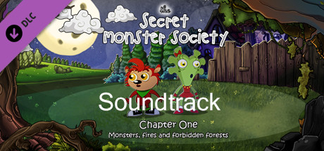 The Secret Monster Society Soundtrack
