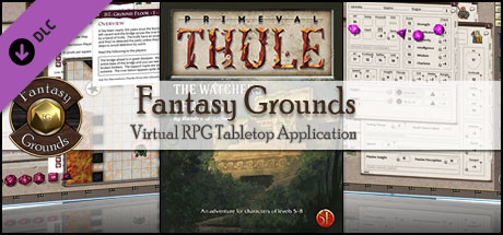 Fantasy Grounds - Primeval Thule: Watchers of Meng (5E)