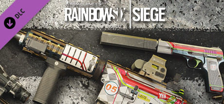 Rainbow Six Siege - Racer JTF2 Pack