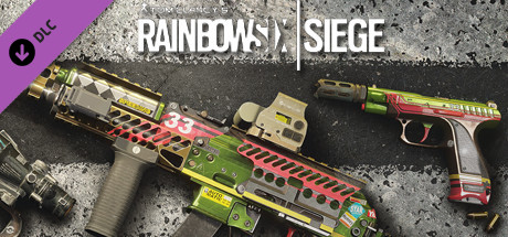 Rainbow Six Siege - Racer Spetsnaz Pack
