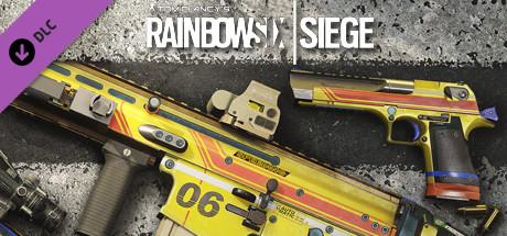 Rainbow Six Siege - Racer NavySeal Pack