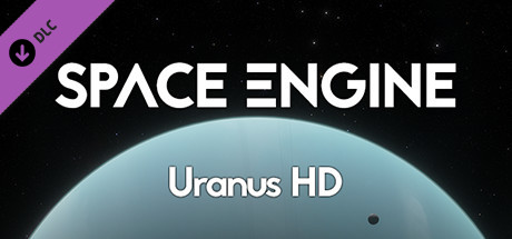 SpaceEngine - Uranus System HD
