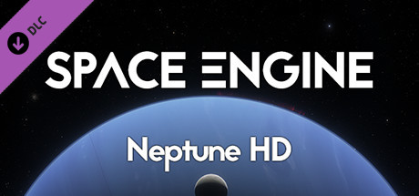 SpaceEngine - Neptune System HD