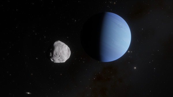 SpaceEngine - Neptune System HD (DLC)
