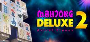 Mahjong Deluxe 2: Astral Planes cover art
