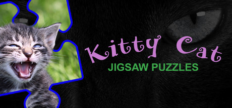 Kitty Cat: Jigsaw Puzzles