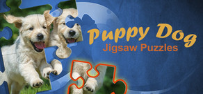 Puppy Dog: Jigsaw Puzzles cover art