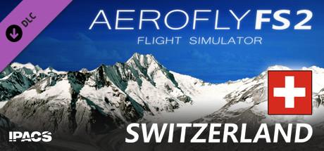 Aerofly FS 2 Switzerland