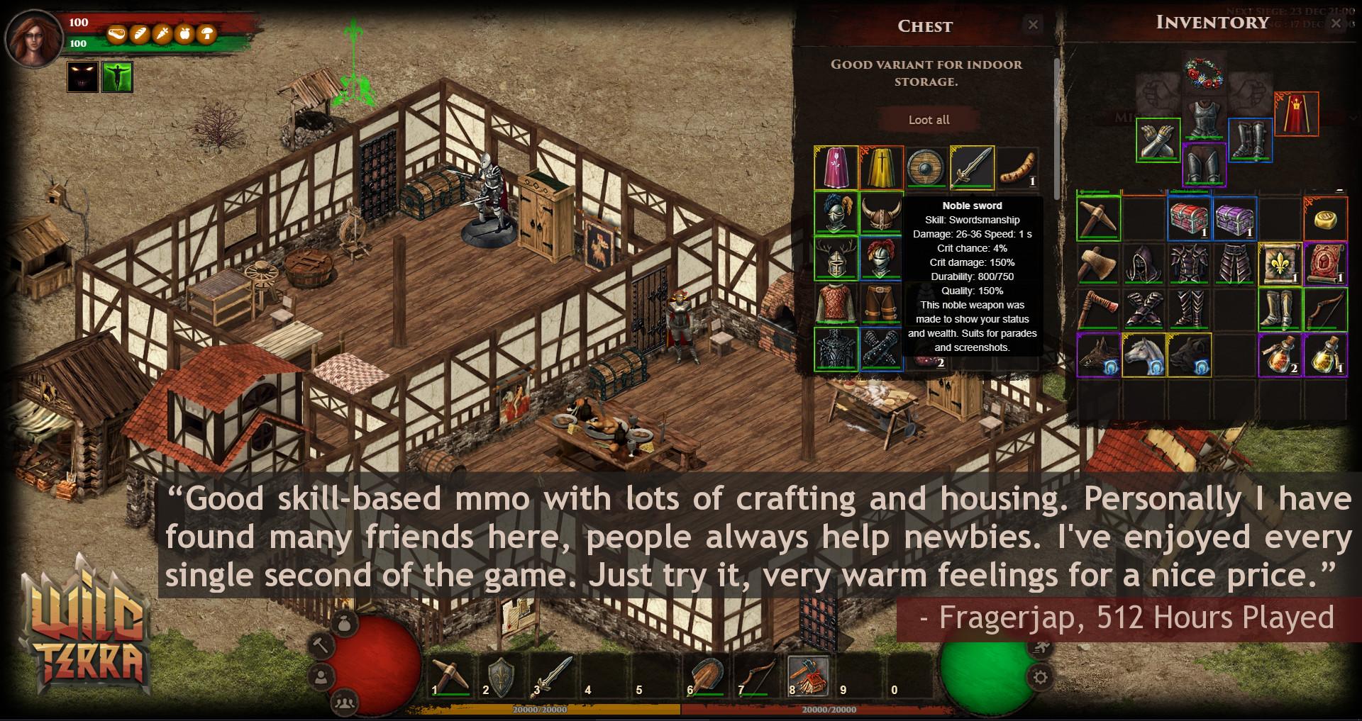 Wild Terra Online on Steam