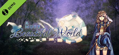 A More Beautiful World - A Visual Novel Demo