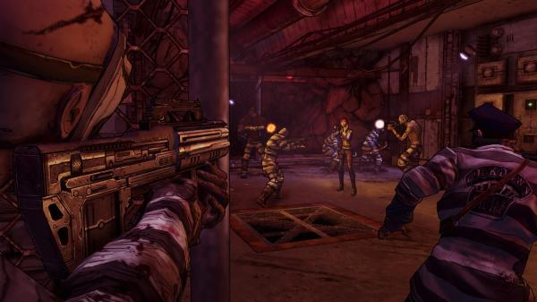 Borderlands: The Secret Armory of General Knoxx (DLC)