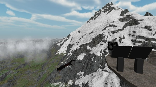 Mount Wingsuit