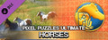 Jigsaw Puzzle Pack - Pixel Puzzles Ultimate: Horses