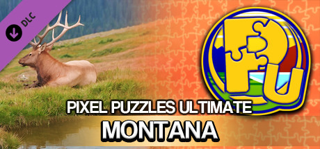 Pixel Puzzles Ultimate: Montana 2016 pc game Img-1