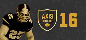 Axis Football 2016 cover art