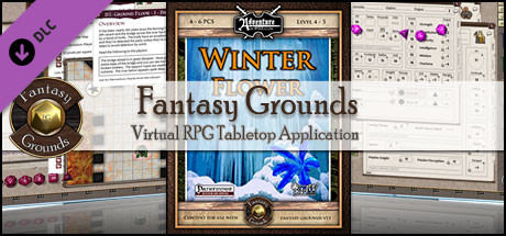 Fantasy Grounds - A05: Winter Flower (PFRPG)
