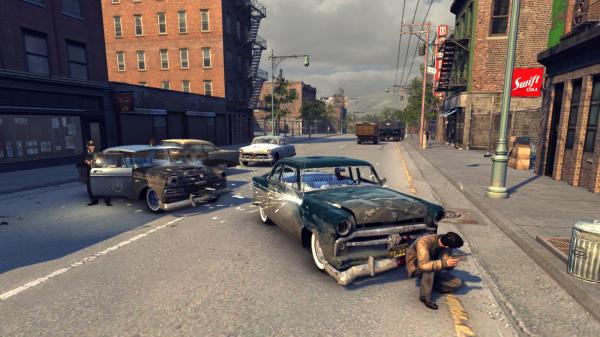 скриншот Mafia II 13