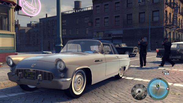 скриншот Mafia II 5