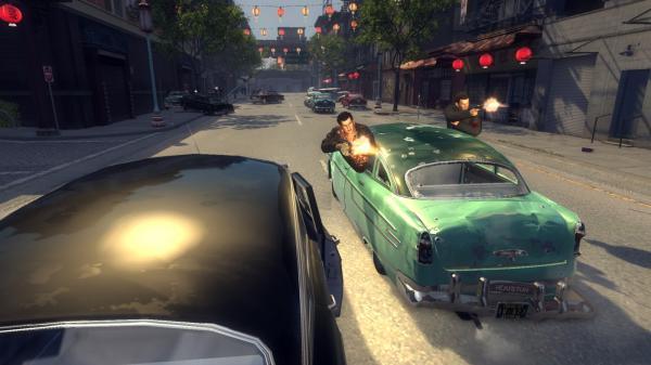 скриншот Mafia II 4