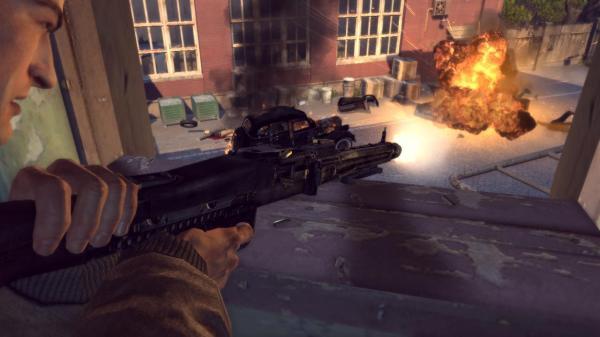 скриншот Mafia II 11