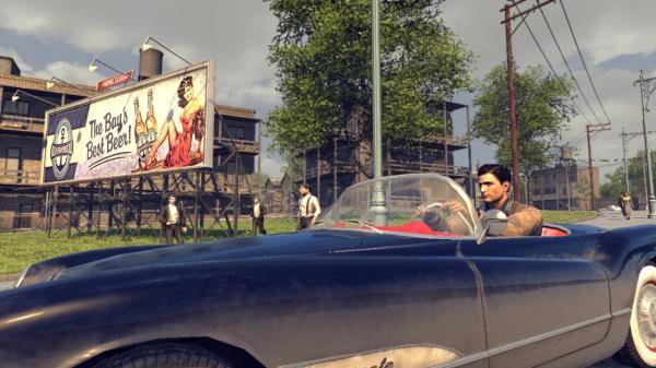 скриншот Mafia II 2