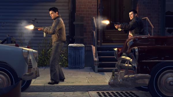 скриншот Mafia II 9