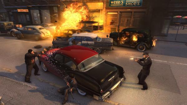 скриншот Mafia II 12