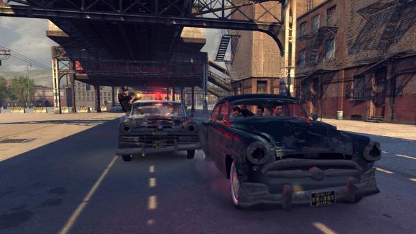 скриншот Mafia II 3