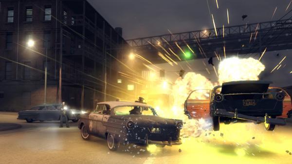 скриншот Mafia II 6