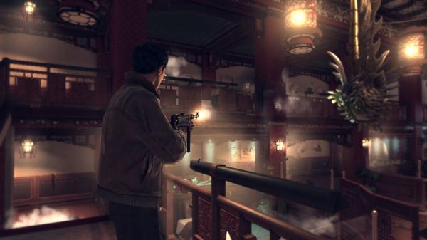 скриншот Mafia II 16