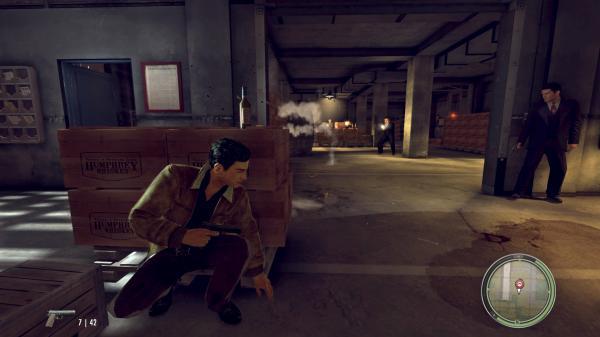скриншот Mafia II 7