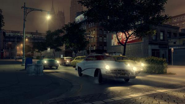 скриншот Mafia II 1