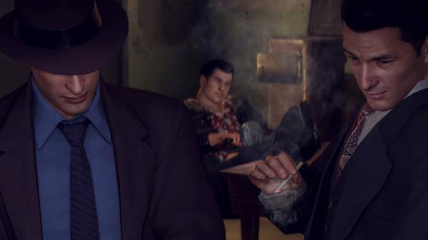 скриншот Mafia II 8