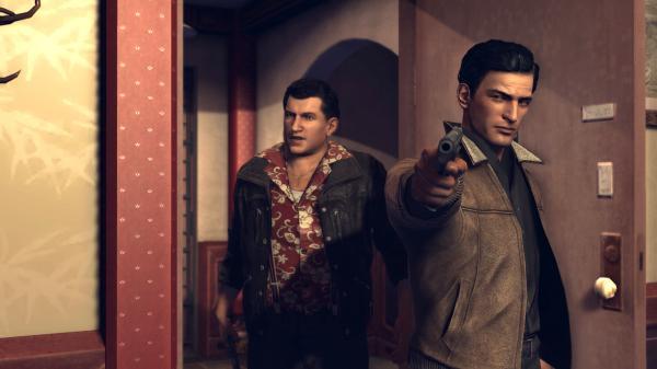 скриншот Mafia II 17