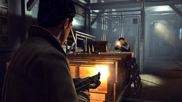 скриншот Mafia II 10
