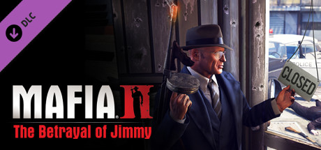 Mafia II DLC: Betrayal of Jimmy