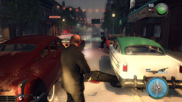 Mafia II DLC: Betrayal of Jimmy