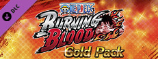 One Piece Burning Blood – Golden Luffy DLC