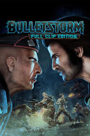 Bulletstorm: Full Clip Edition poster image on Steam Backlog