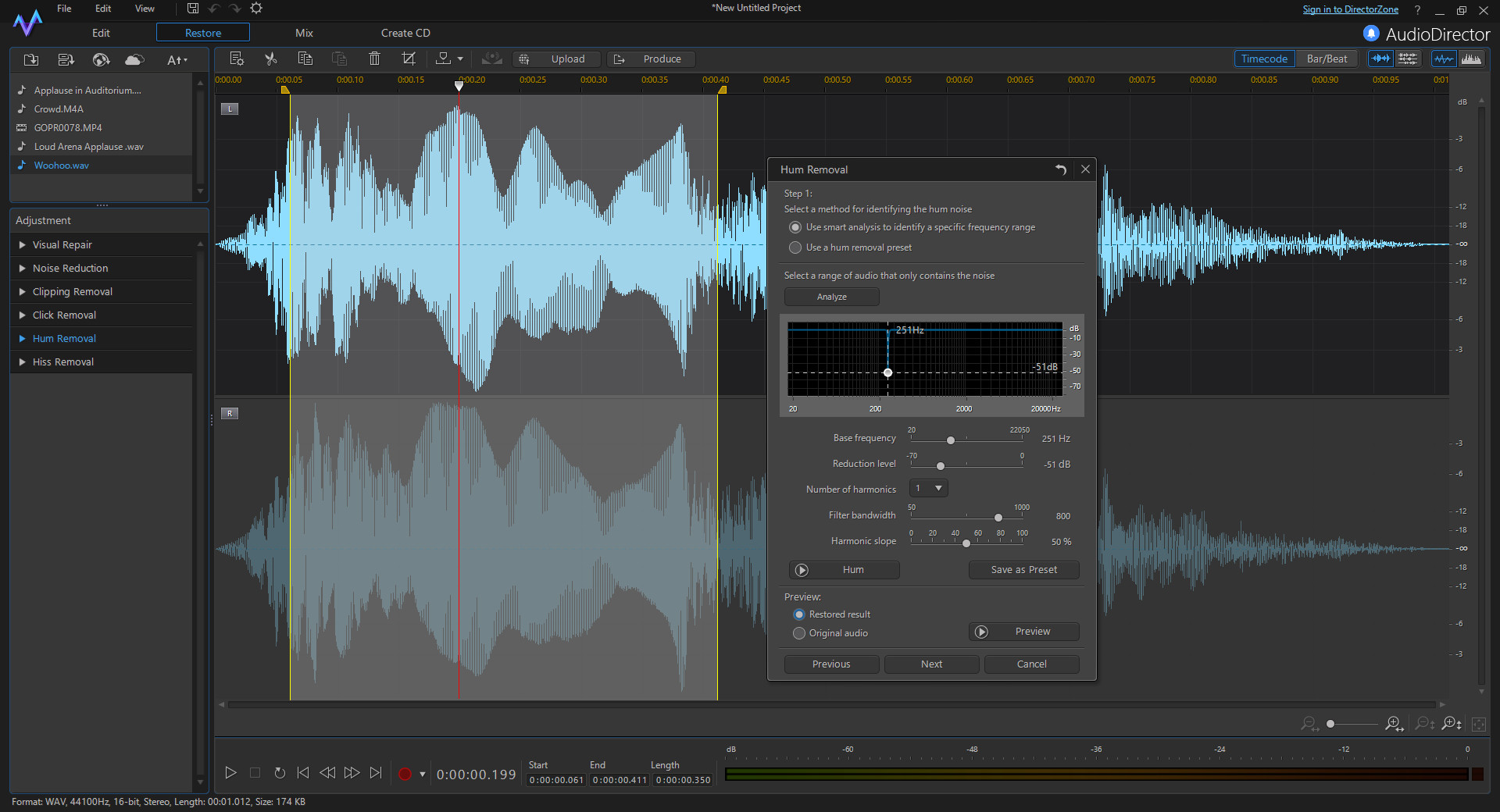 audiodirector 7 ultra