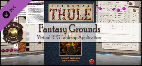 Fantasy Grounds - Primeval Thule: Gamemaster's Companion (5E)
