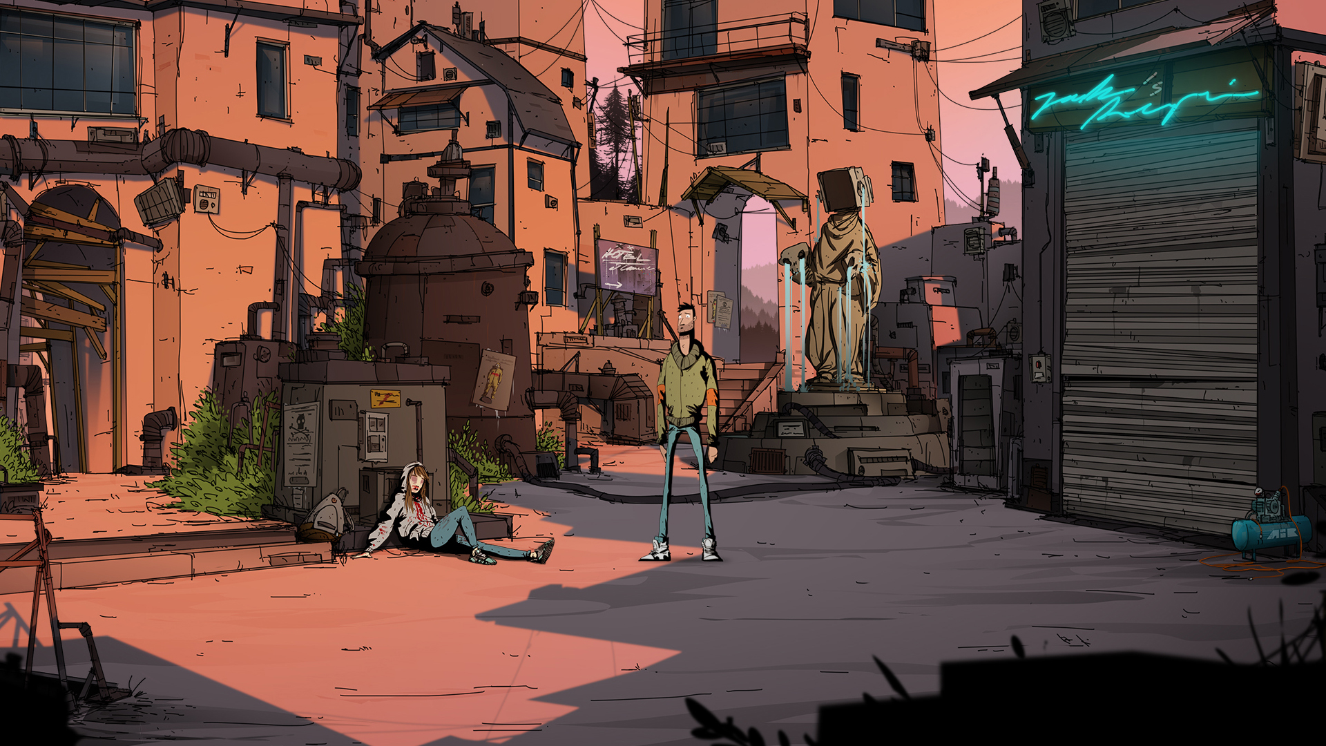Unforeseen Incidents screenshot 3