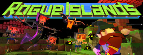 Now Available on Steam Early Access – Rogue Islands