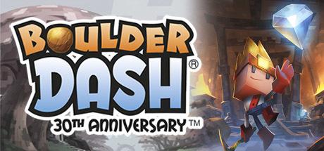 boulder dash 30th anniversary steam