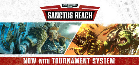Teaser image for Warhammer 40,000: Sanctus Reach