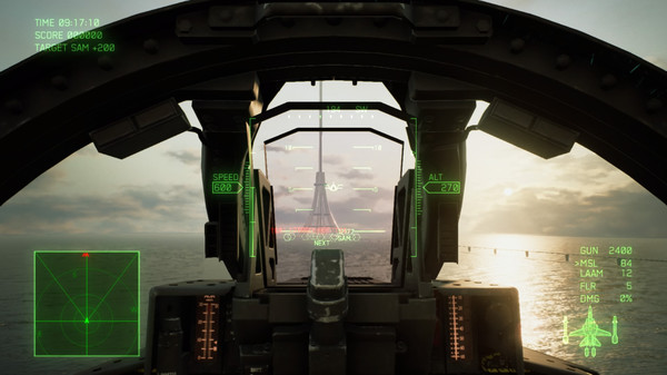 ACE COMBAT™ 7: SKIES UNKNOWN Screenshot