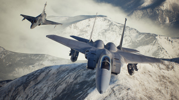 Скриншот №10 к ACE COMBAT™ 7 SKIES UNKNOWN