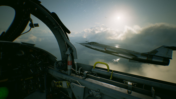 Download ACE COMBAT 7: SKIES UNKNOWN 2019 Cracked Torrent Direct Link PC Cover 1