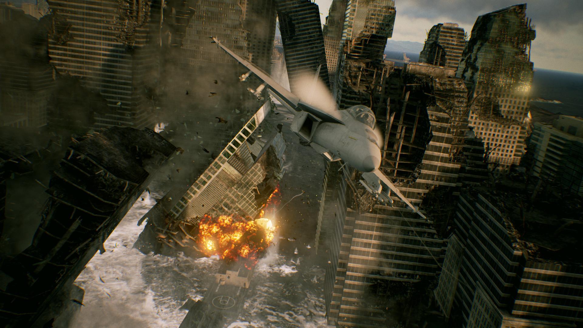 Ace Combat 7: Skies Unknown (BANDAI NAMCO Entertainment) (RUS|ENG|MULTi)